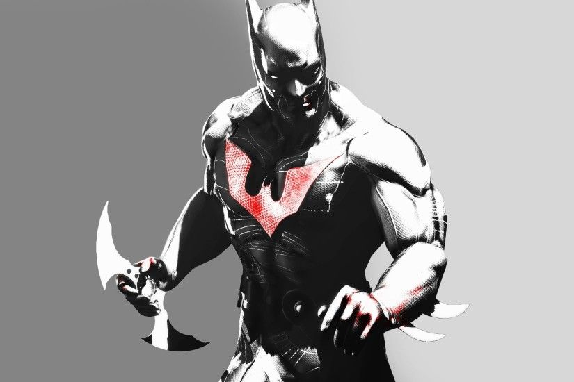 Batman Arkham Origins Skins Batman Beyond