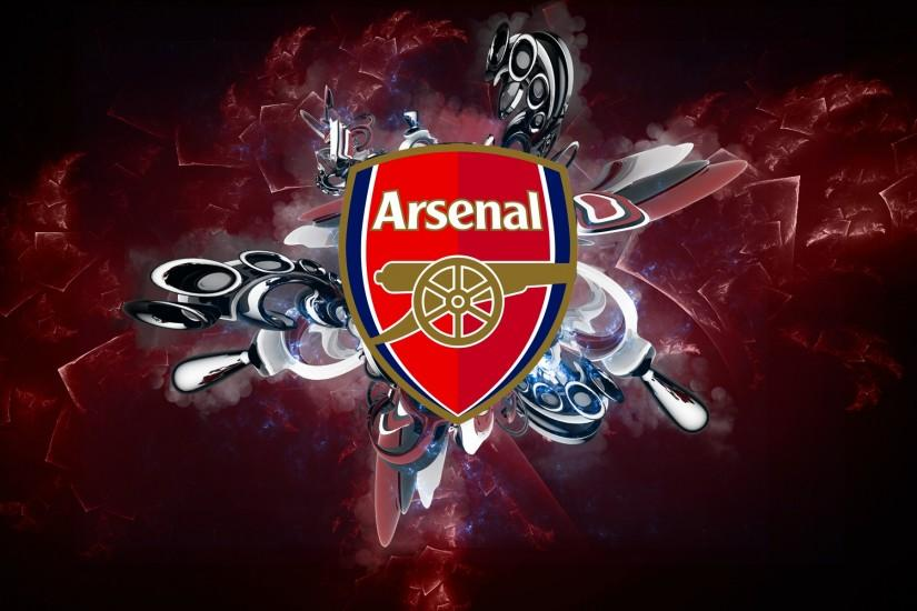 Arsenal Logo Wallpaper | Full HD Pictures