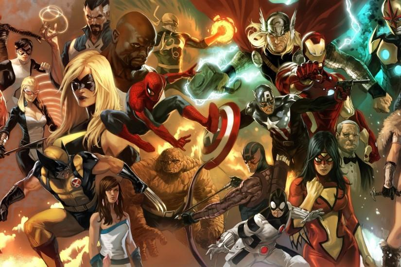 popular marvel wallpaper 2560x1600 windows 7