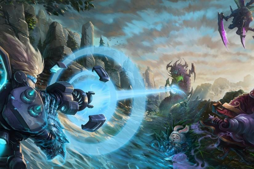download free league of legends backgrounds 1920x1080 hd for mobile