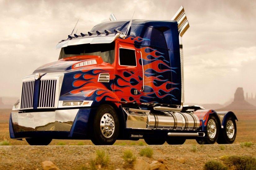 ... Cool Truck Wallpapers HD Big Truck Wallpaper ...