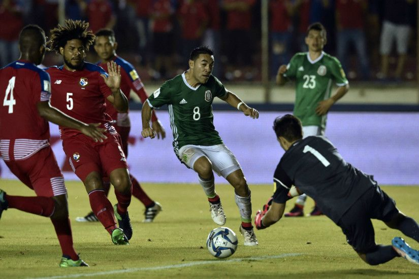 Mexico's strategy going forward often is to overload one side of the  defense, then once players on the other side of the field have been  isolated to switch ...