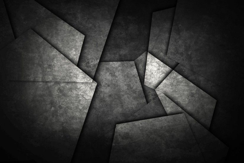 Geometric shapes, shapes, greys and textures. Love this wallpaper!