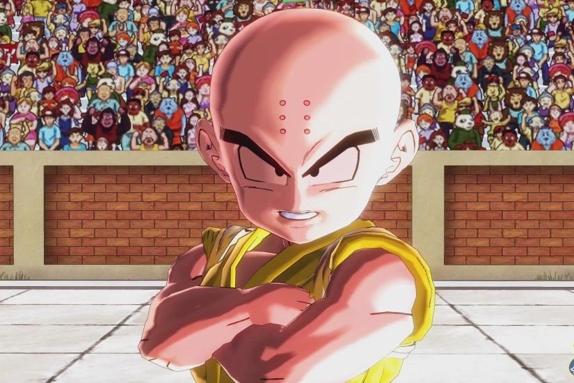 Dragon Ball Xenoverse (PC): Kid Krillin Vs Kid Goku [MOD]【60FPS 1080P】 -  YouTube