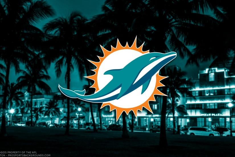 ... Miami Dolphins Logo HD Wallpaper | Wallpapers | Pinterest | Logos .