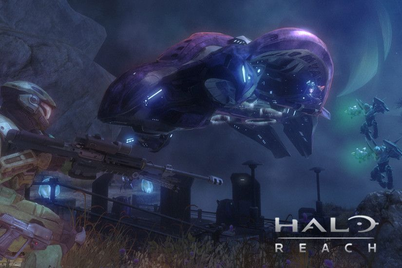 Halo Reach Wallpaper HD 33318 1920x1200 px ~ HDWallSource.com