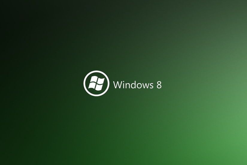 Windows 8 Green Wallpapers | Pictures