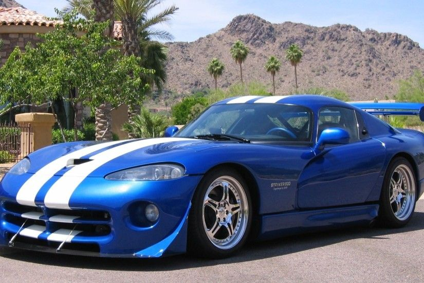 Dodge Viper Wallpapers-HD 1080p