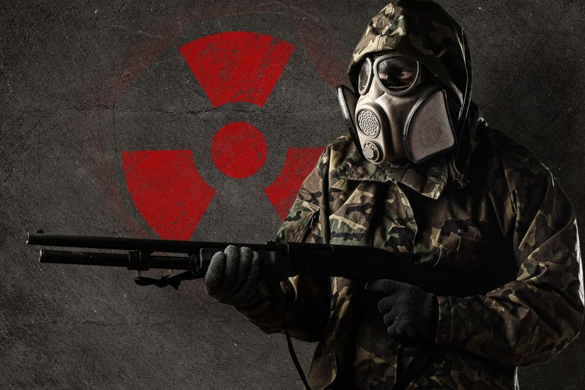 134 Gas Mask HD Wallpapers | Backgrounds - Wallpaper Abyss