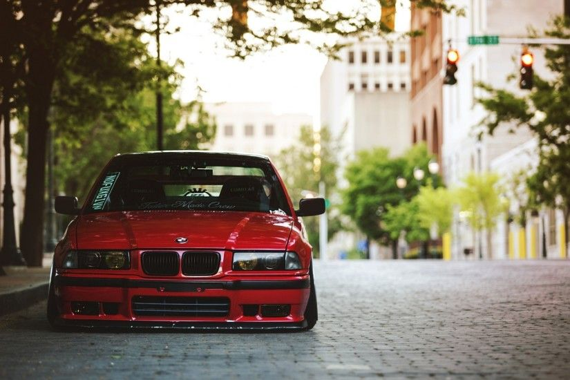 BMW E36 HD Wallpaper 1920x1080