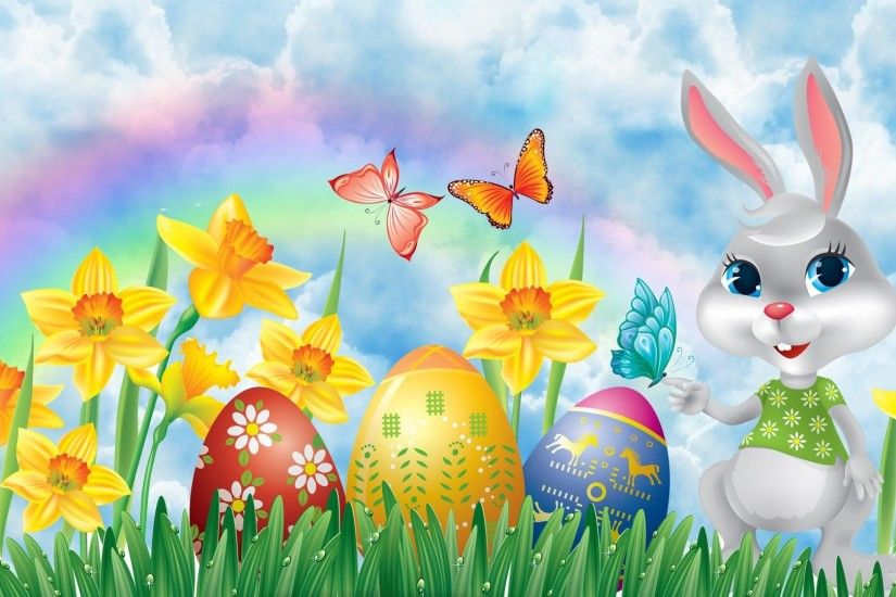 Easter Wallpapers for Desktop | Happy Easter HD - Wallpaper, High  Definition…
