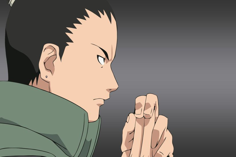 ... Shikamaru Nara - Naruto HD Wallpaper 1920x1200