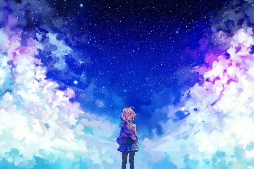 ... Beyond The Boundary Wallpapers HD Download