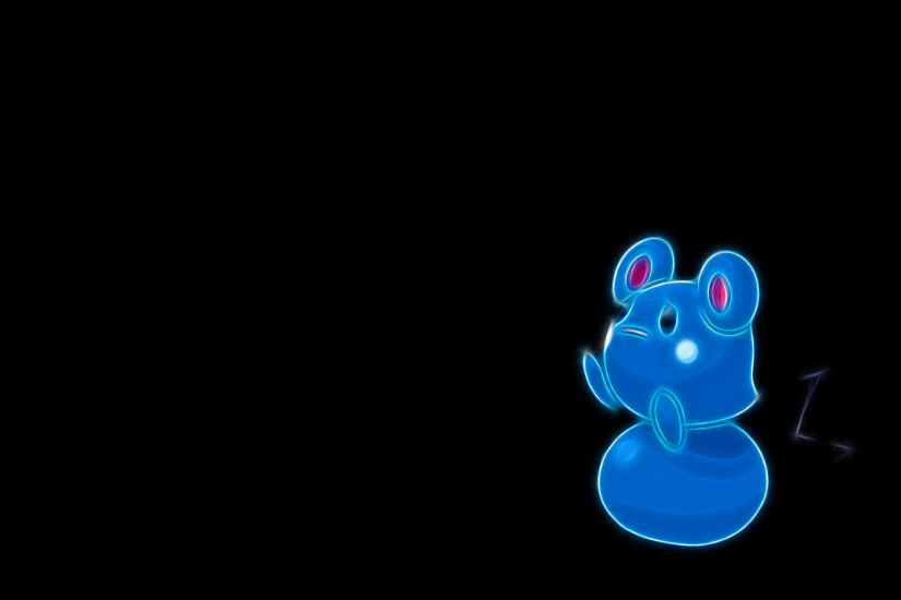 Pokemon Black Background wallpaper