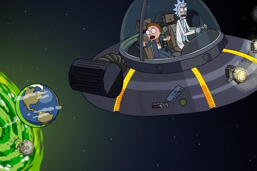 rick and morty wallpaper 1920x1080 mobile