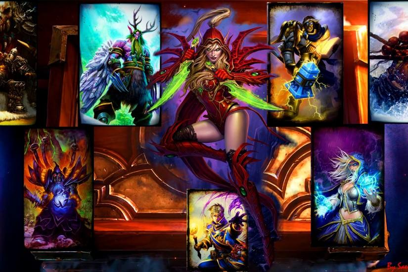 popular hearthstone wallpaper 1920x1080 pictures
