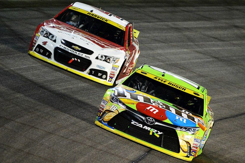 Kevin Harvick pays ultimate tribute to Kyle Busch | NASCAR | Sporting News