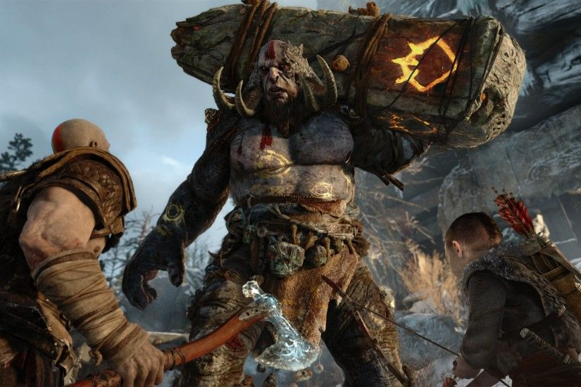 God of War Kratos · HD Wallpaper | Background ID:709937