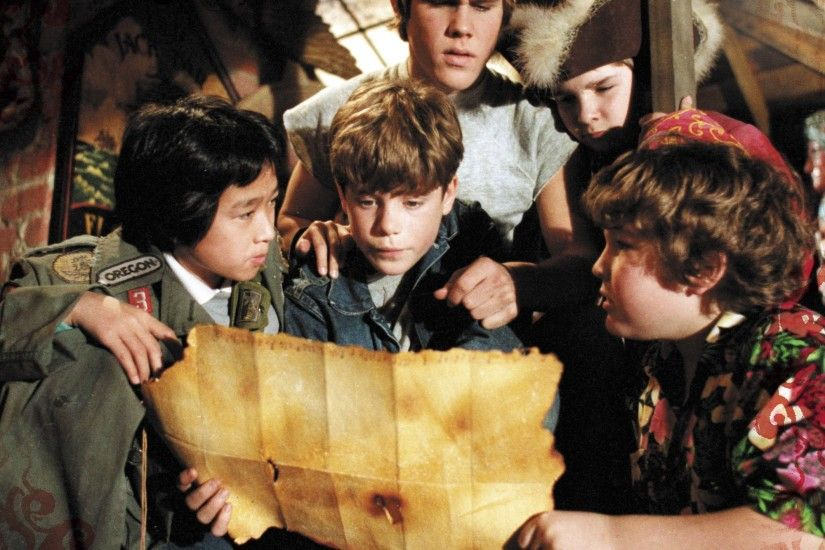 The Goonies Wall Calendar (2016): Day Dream: 0038576434561: Amazon.com:  Books