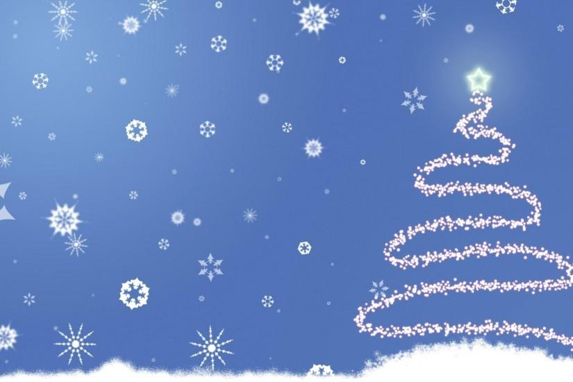 christmas background blue walls wallpaper 1920x1200
