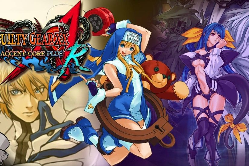 Guilty Gear XX Accent Core Plus #20