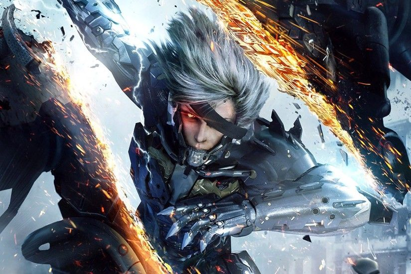 55 Metal Gear Rising: Revengeance HD Wallpapers | Backgrounds - Wallpaper  Abyss