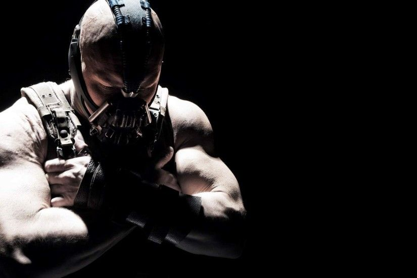 The Dark Knight Rises Bane Wallpaper Hd