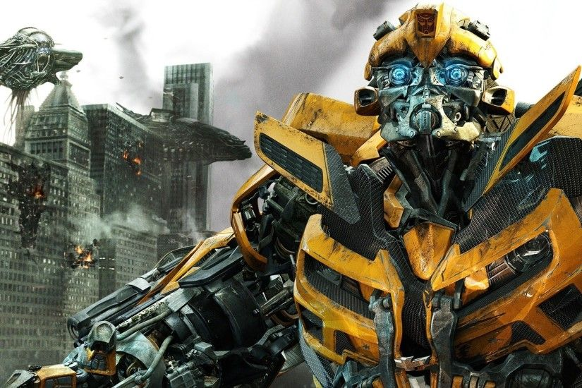 Movie Transformers Bumblebee Rise Of Galvatron Wallpaper HD