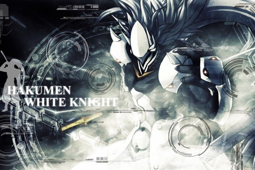 Hakumen Wallpaper by MistRydia Hakumen Wallpaper by MistRydia