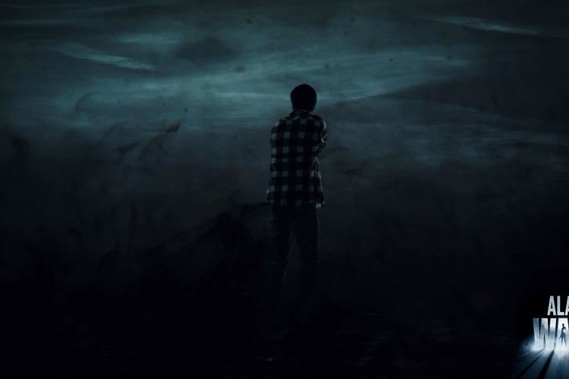 Alan Wake PS3 Wallpapers HD