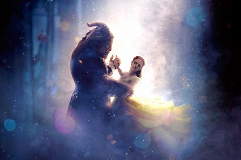 Beauty and the Beast 2017 | Wallpaper Beauty and the Beast, 2017, 5K,
