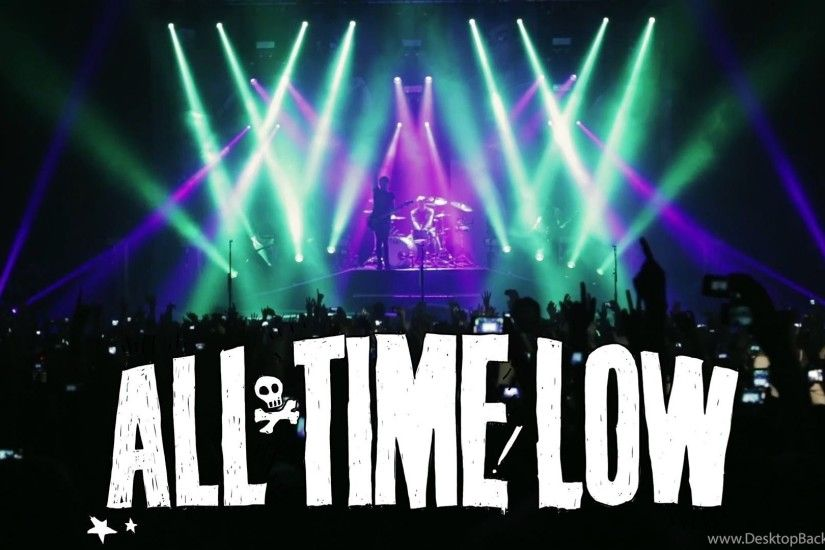 All Time Low The Irony Of Choking On A Lifesaver (Live Music .