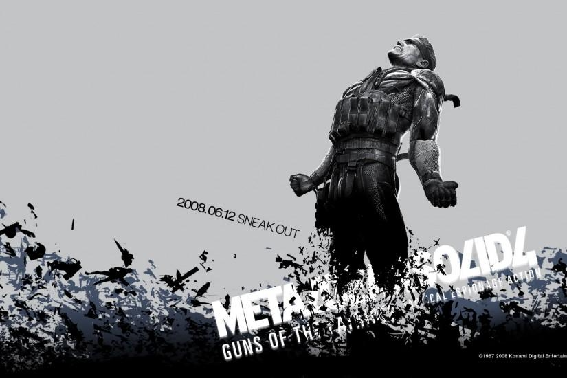 metal gear wallpaper 1920x1080 pc