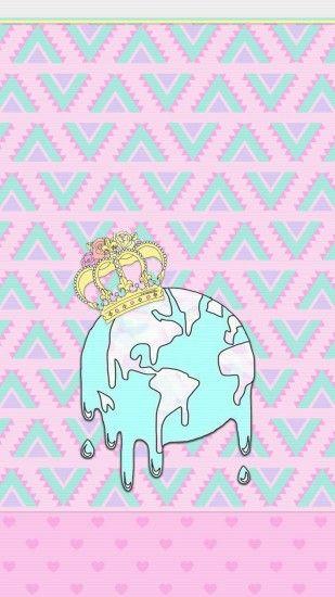 Wallpaper Background Hello Kitty ①
