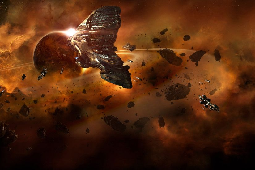 EVE Online Game Wallpaper 8259