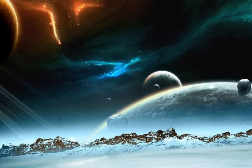 space desktop backgrounds 1920x1200 htc
