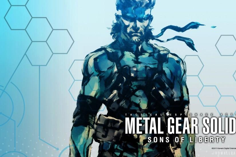amazing metal gear wallpaper 1920x1080 for hd