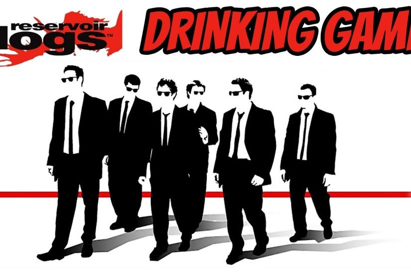 MOVIE DRINKING GAMES - RESERVOIR DOGS - MAN CAVE MOVIE REVIEWS