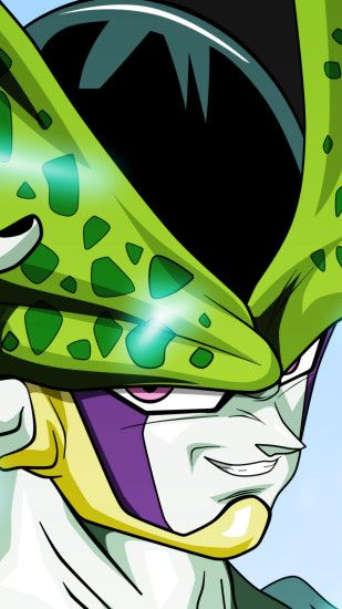 dbz-cell-3Wallpapers-iPhone-Parallax