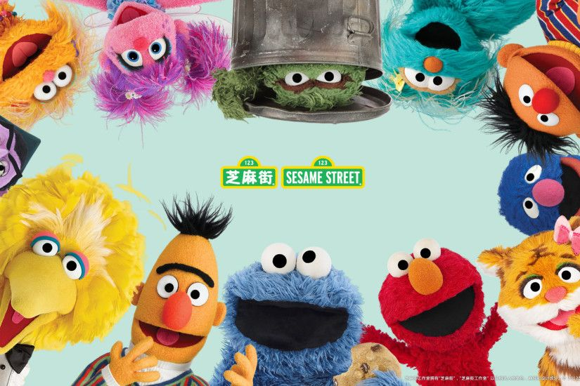 Sesame Street Wallpapers Resolution : Filesize : MB, Added on March Tagged  : sesame street