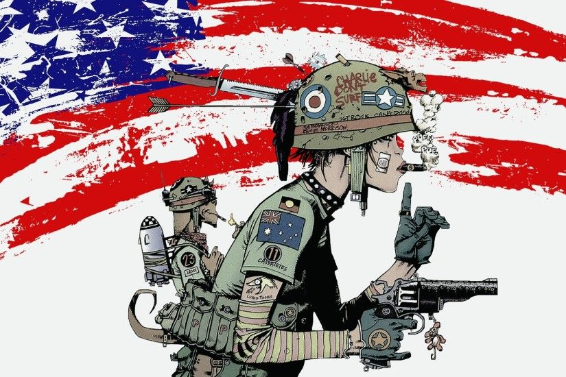 Anime Tank Girl Wallpaper #456043 - Resolution 1920x1080 px