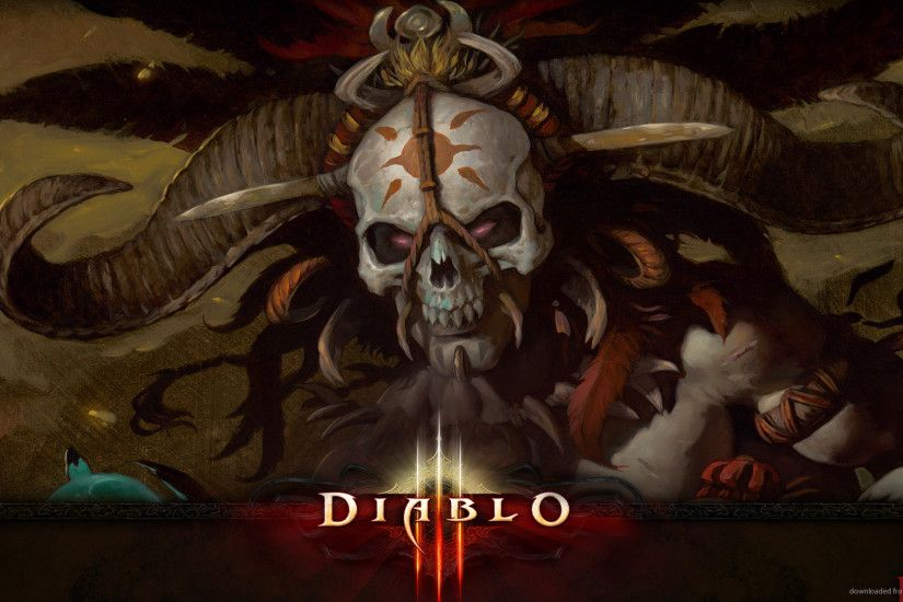 Diablo 3 Unlocked Exclusive Witch Doctor for 1920x1080