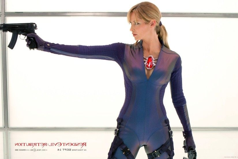movies, Resident Evil: Retribution, Jill Valentine Wallpapers HD / Desktop  and Mobile Backgrounds