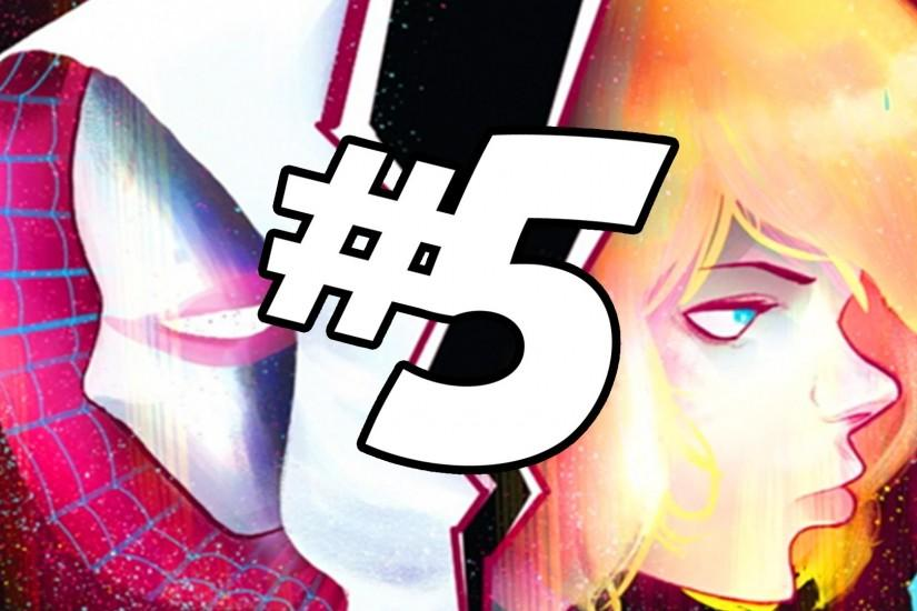 Spider-Gwen Issue #5 Full Comic Review! (2015)