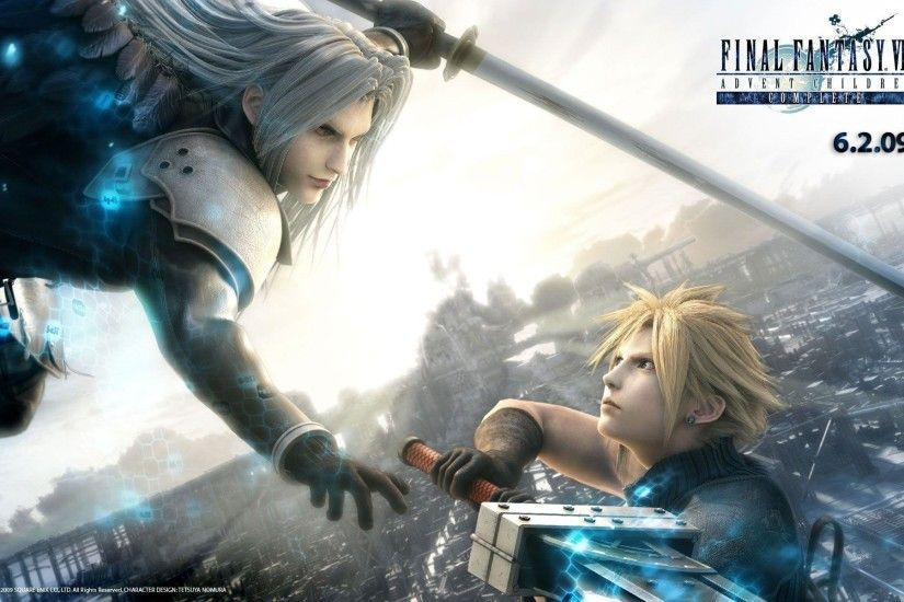 Final Fantasy 7 Wallpapers - Full HD wallpaper search