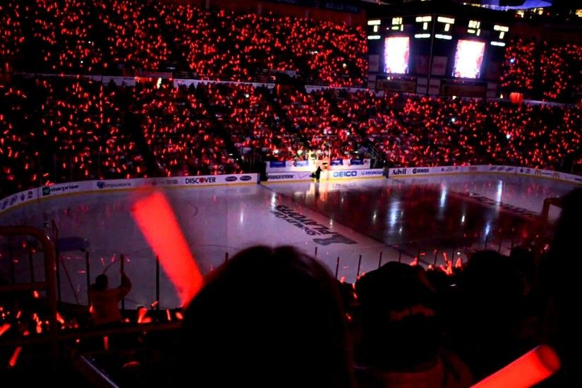 Detroit Red Wings Introduction Game 1 Home Game 1 2012 Playoffs .