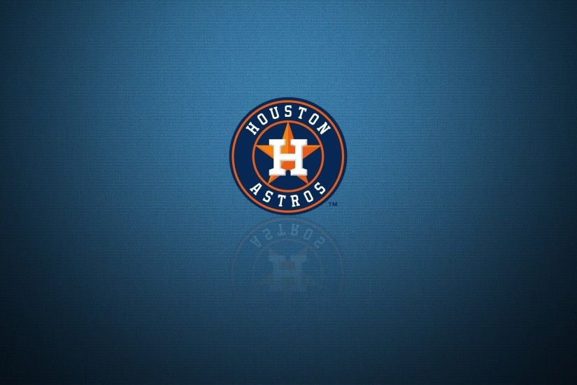 Houston Astros wallpaper, logo, blue, wide 1920x1200, 16x10