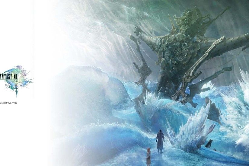 Final fantasy wallpapers 1366x768 - Images Of Final Fantasy Xiii