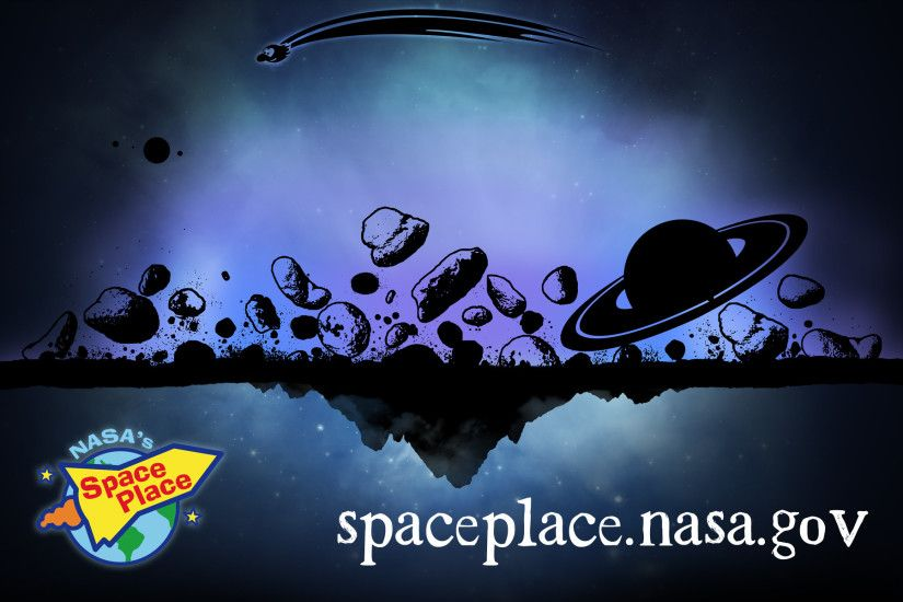 Download Space Place wallpaper for your computer!