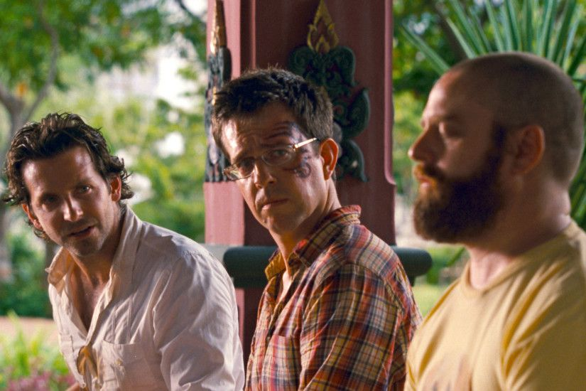 The Hangover images The Hangover Part II HD wallpaper and